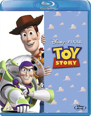 Toy Story Blu-ray (2012) John Lasseter cert PG Expertly Refurbished Product