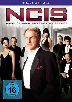 NCIS - Navy CIS - Season/Staffel 3.2 # 3-DVD-BOX-NEU