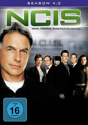 NCIS - Navy CIS - Season/Staffel 4.2 # 3-DVD-BOX-NEU