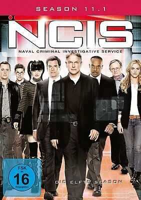 NCIS - Navy CIS - Season/Staffel 11.1 # 3-DVD-BOX-NEU