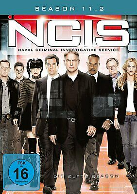NCIS - Navy CIS - Season/Staffel 11.2 # 3-DVD-BOX-NEU