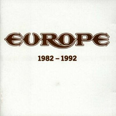 EUROPE : Europe 1982-1992 CD Value Guaranteed from eBay's biggest seller!