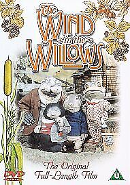 The Wind in the Willows DVD (2000) Mark Hall