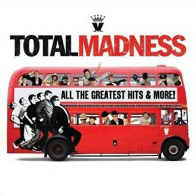 Madness : Total Madness: All the Greatest Hits and More! CD Album with DVD 2