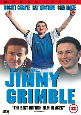 There's Only One Jimmy Grimble DVD (2001) Robert Carlyle