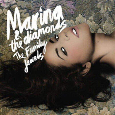 Marina and the Diamonds : The Family Jewels CD (2010)