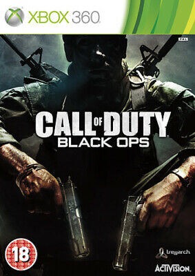 Call of Duty: Black Ops (Xbox 360) VideoGames