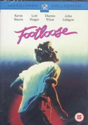 Footloose DVD (2002) Kevin Bacon, Ross (DIR) cert 15 FREE Shipping, Save £s
