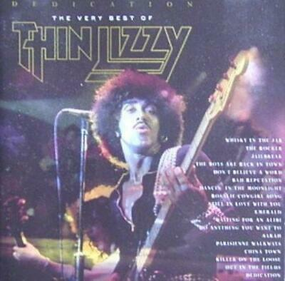 Dedication: The Very Best of Thin Lizzy CD
