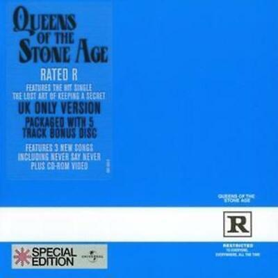 Queens of the Stone Age : Rated R CD Special  Album 2 discs (2000) Amazing Value