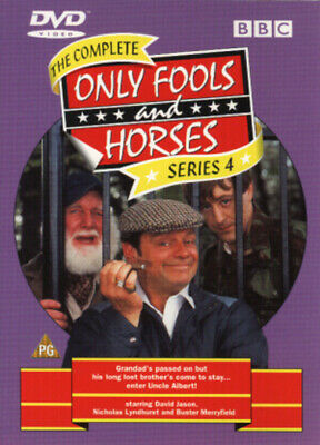 Only Fools and Horses: The Complete Series 4 DVD (2001) David Jason