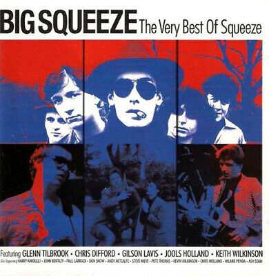 Squeeze : The Very Best of Squeeze CD (2002)