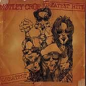 Motley Crue : Greatest Hits CD Value Guaranteed from eBay's biggest seller!