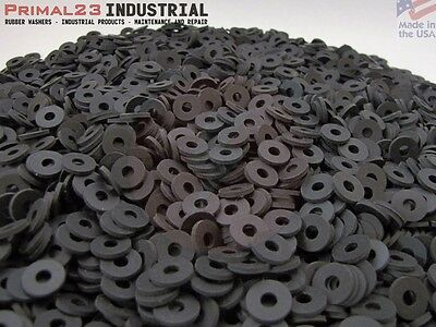 """Neoprene Rubber Washers 1/2"""" OD X 3/16"""" ID X 1/16"""" Thickness - Endeavor Series"""