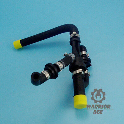 Qty1 For AUDI A4 A6 SKODA 1.8T VW Passat Vacuum Check Valve Breather Hose Pipe
