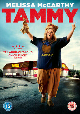 Tammy DVD (2014) Melissa McCarthy, Falcone (DIR) cert 15 FREE Shipping, Save £s