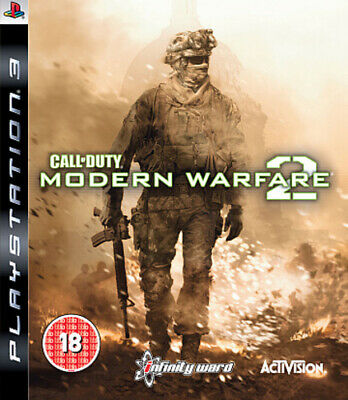 Modern Warfare 2 (PS3) Combat Game: Infantry Incredible Value and Free Shipping!