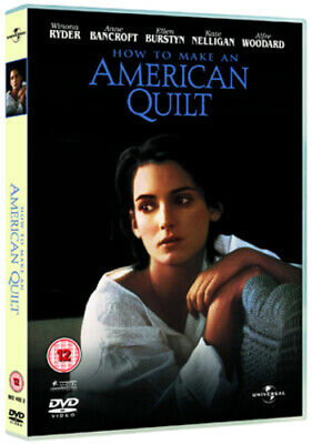 How to Make an American Quilt DVD (2008) Winona Ryder, Moorhouse (DIR) cert 12