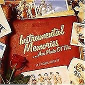 Instrumental Memories CD 2 discs (2004) Highly Rated eBay Seller, Great Prices