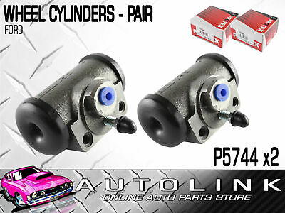Protex Rear Wheel Cylinders Suit Ford Fairmont Xr Xt Xw Xy 6Cyl Models 6/1966-73