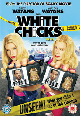 White Chicks DVD (2014) Shawn Wayans cert 15 Incredible Value and Free Shipping!