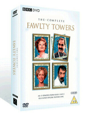 Fawlty Towers: The Complete Collection DVD (2005) John Cleese