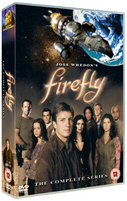 Firefly: The Complete Series DVD (2004) Nathan Fillion