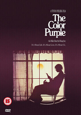 The Color Purple DVD (1998) Whoopi Goldberg, Spielberg (DIR) cert 15 Great Value