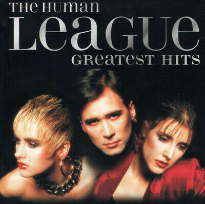 The Human League : Greatest Hits CD (1995)