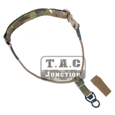 Emerson Tactical One / Single Point Sling Adjustable Quick Detachable Mash Hook