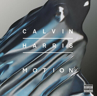 Calvin Harris : Motion CD (2014)