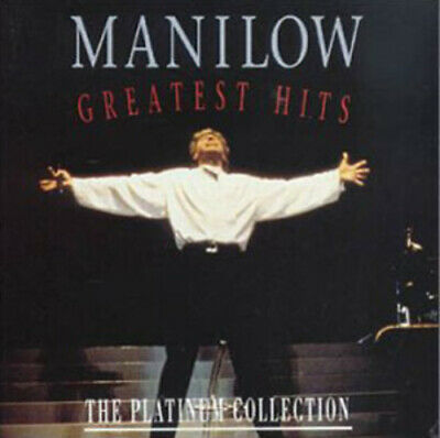 Barry Manilow : Greatest Hits: The Platinum Collection CD (1993) Amazing Value