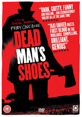Dead Man's Shoes DVD (2005) Paddy Considine