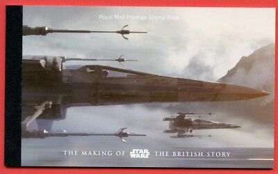2015 DY15 Star Wars Prestige Booklet