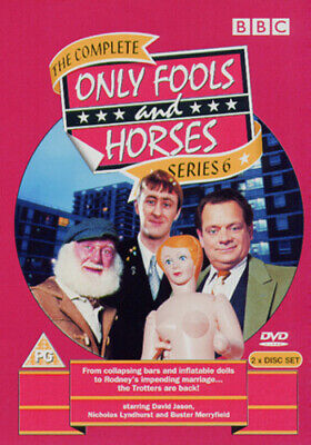 Only Fools and Horses: The Complete Series 6 DVD (2003) David Jason