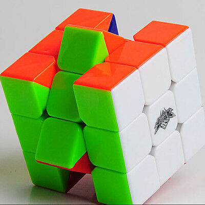 Cyclone Boys Magic Cube Speeding Speed Move 3X3X3 Puzzle Twist Gift For Child