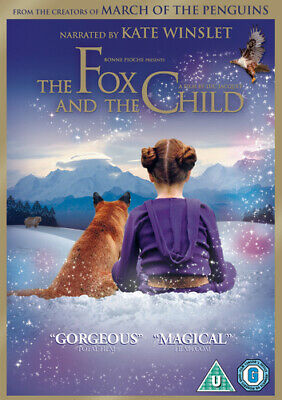 The Fox and the Child DVD (2008) Luc Jacquet