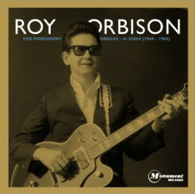Roy Orbison : Monument Singles A-sides: 1960-1964 CD (2011)