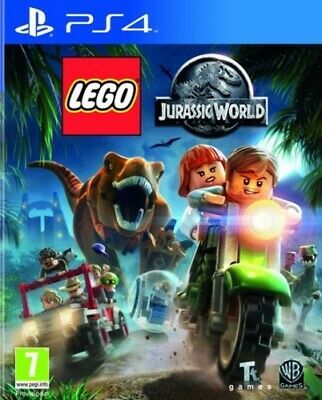 LEGO Jurassic World (PS4) VideoGames
