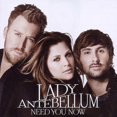 Lady Antebellum : Need You Now CD (2010) Highly Rated eBay Seller Great Prices
