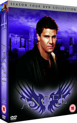 Angel: Season 4 DVD (2006) David Boreanaz, Norton (DIR) cert 15 Amazing Value