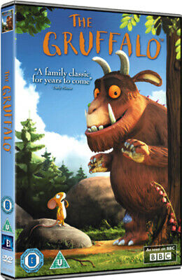 The Gruffalo DVD (2010) Max Lang cert U Highly Rated eBay Seller Great Prices