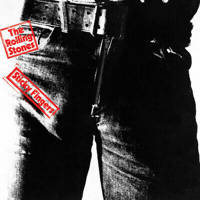 The Rolling Stones : Sticky Fingers CD Remastered Album (2009) Amazing Value