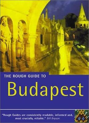 The Rough Guide to Budapest (Rough Guide Travel Guides) By Dan Richardson, Char