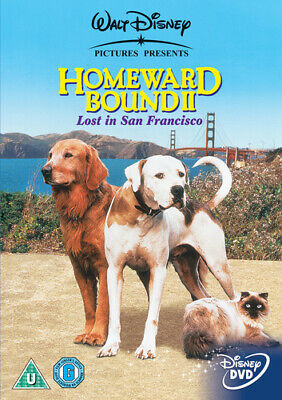 Homeward Bound 2 - Lost in San Francisco DVD (2001) Robert Hays, Ellis (DIR)