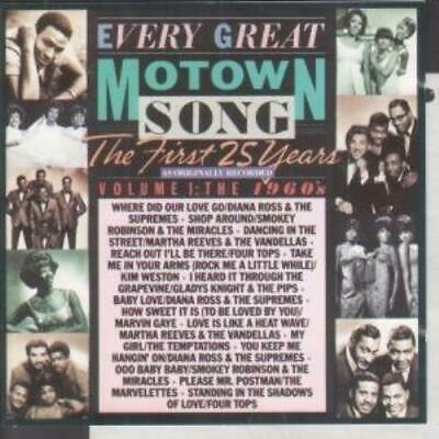 Various : Every Great Motown Song CD
