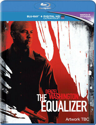 The Equalizer Blu-Ray (2015) Denzel Washington
