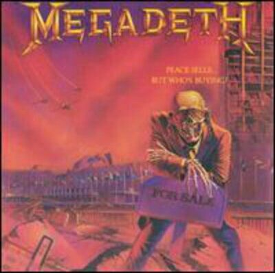 Megadeth Peace Sells...But Whos Buying? CD