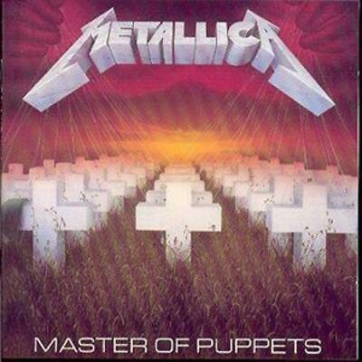 Metallica : Master of Puppets CD (2007)