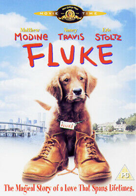 Fluke DVD (2003) Nancy Travis, Carlei (DIR) cert PG Expertly Refurbished Product